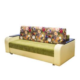 Диван ЕКП Милорд слитыми подушками